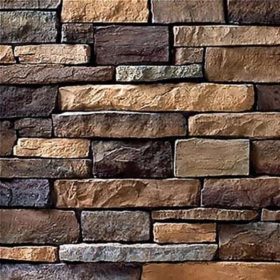 Real Stone Veneer Exterior